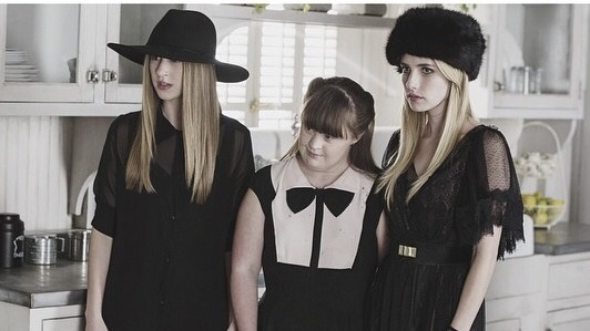 Styling Inspired By American Horror Story Coven Toffeemouth